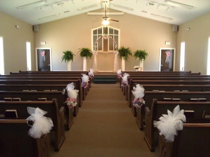 Church of Christ: Hwy 371, Sarepta, LA