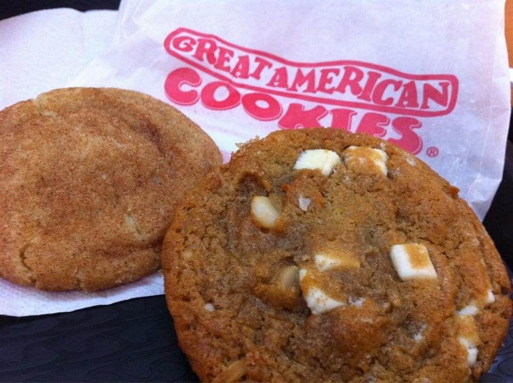Great American Cookies: 5111 Rogers Ave, Fort Smith, AR