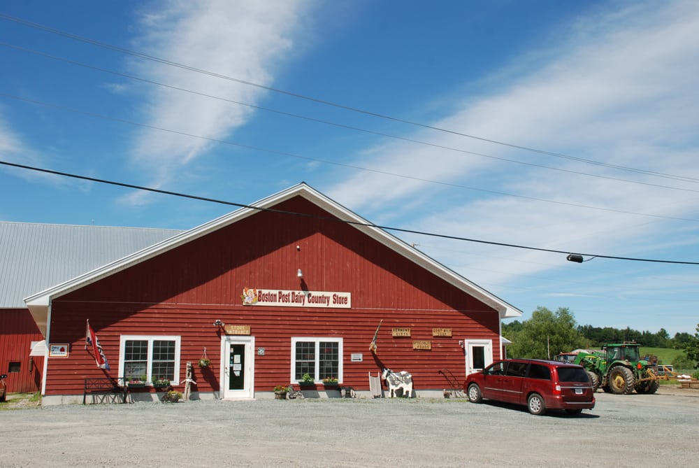 Boston Post Dairy, LLC: 2061 Sampsonville Rd, Enosburg, VT