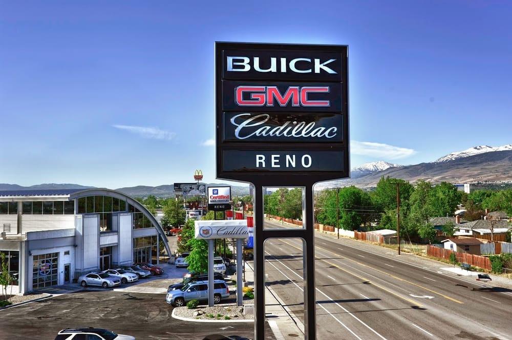 Reno Buick GMC Cadillac