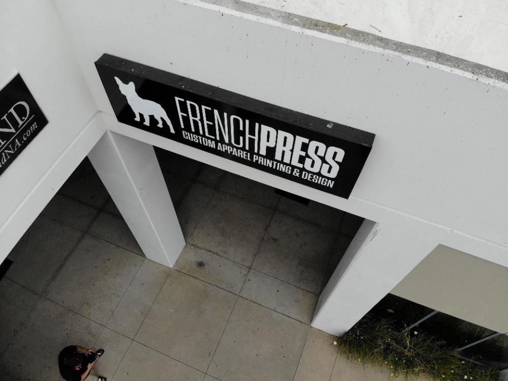 French Press Custom Apparel Printing & Design