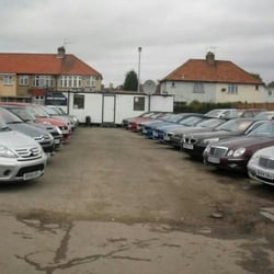 Said Motors Bilforhandlere Red Lion Rd Tolworth