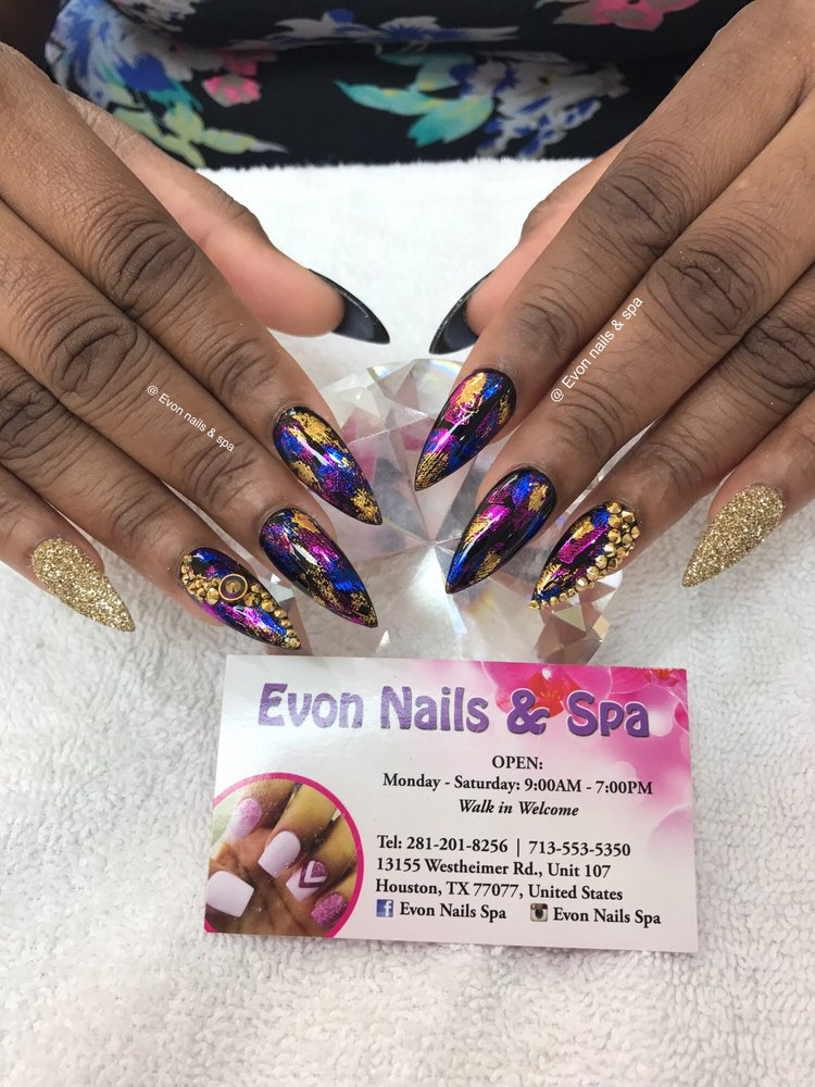 Photos for Evon Nails Spa - Yelp