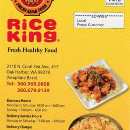 Chinese Food Oak Harbor Wa