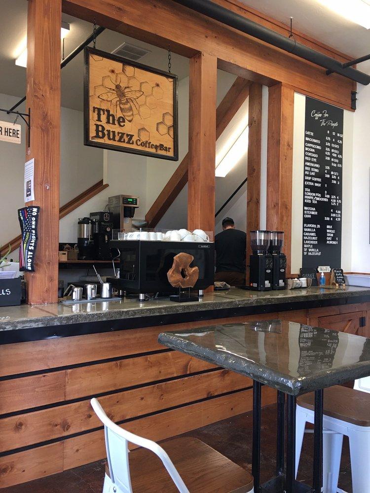 The Buzz Coffee Bar: 81 8th St, Belgrade, MT
