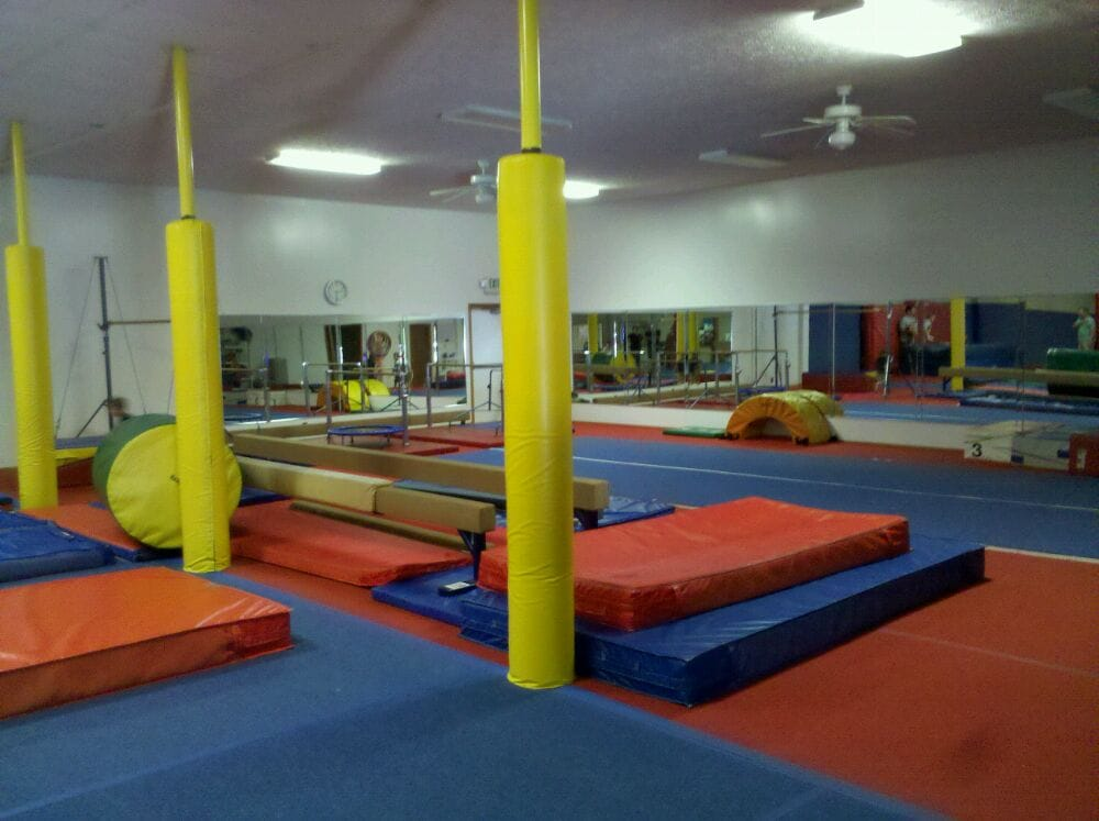 Tumble Express Gymnastics: 961 E US Highway 40, Brazil, IN