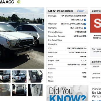 Copart Van Nuys 11 Photos 44 Reviews Car Auctions 7519