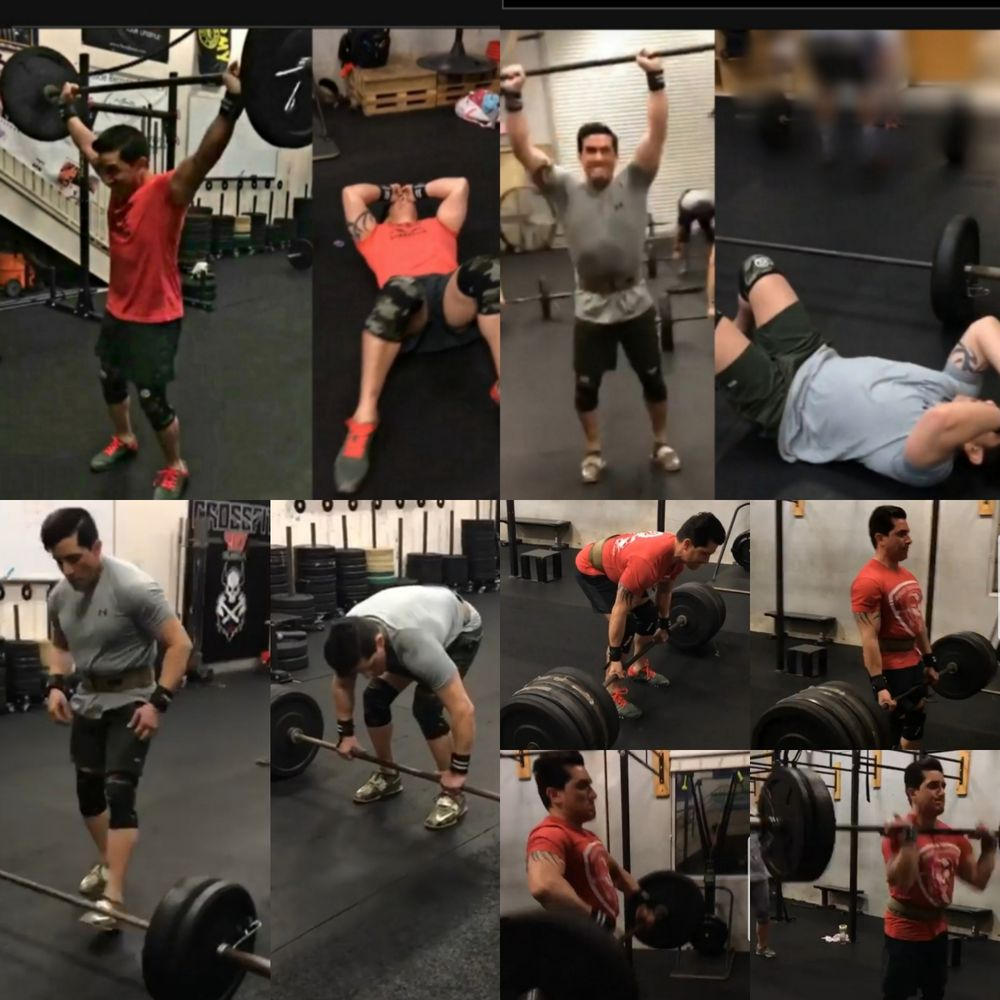 CrossFit407: 4200 S Semoran Blvd, Orlando, FL