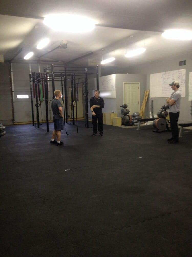 CrossFit Grow: 15620 Edgewood Dr, Baxter, MN