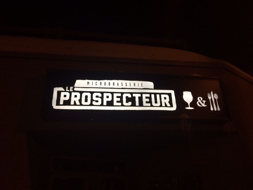 Microbrasserie le Prospecteur