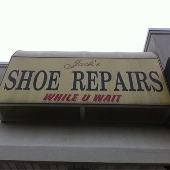 Jack S Shoe Repair Cockeysville