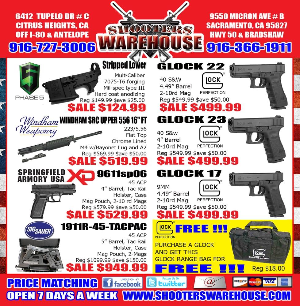 Guns And Ammo Philippines Price List 2017