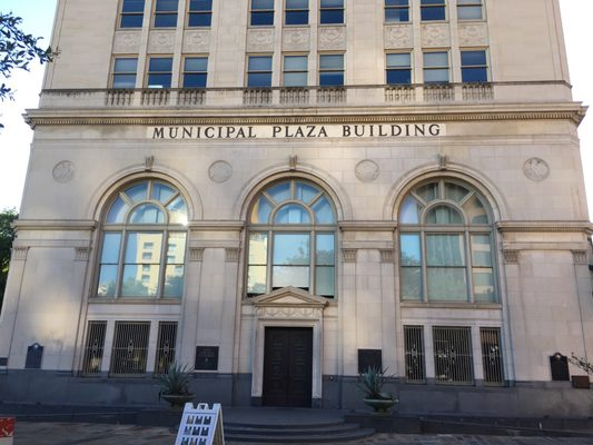 City Of San Antonio City Council Chamber Public Services