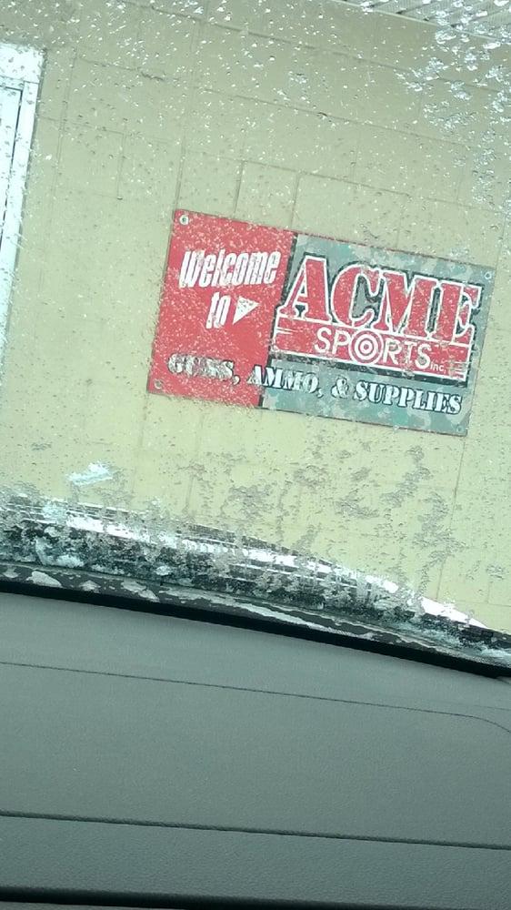 Acme Sports: 800 E Tipton St, Seymour, IN