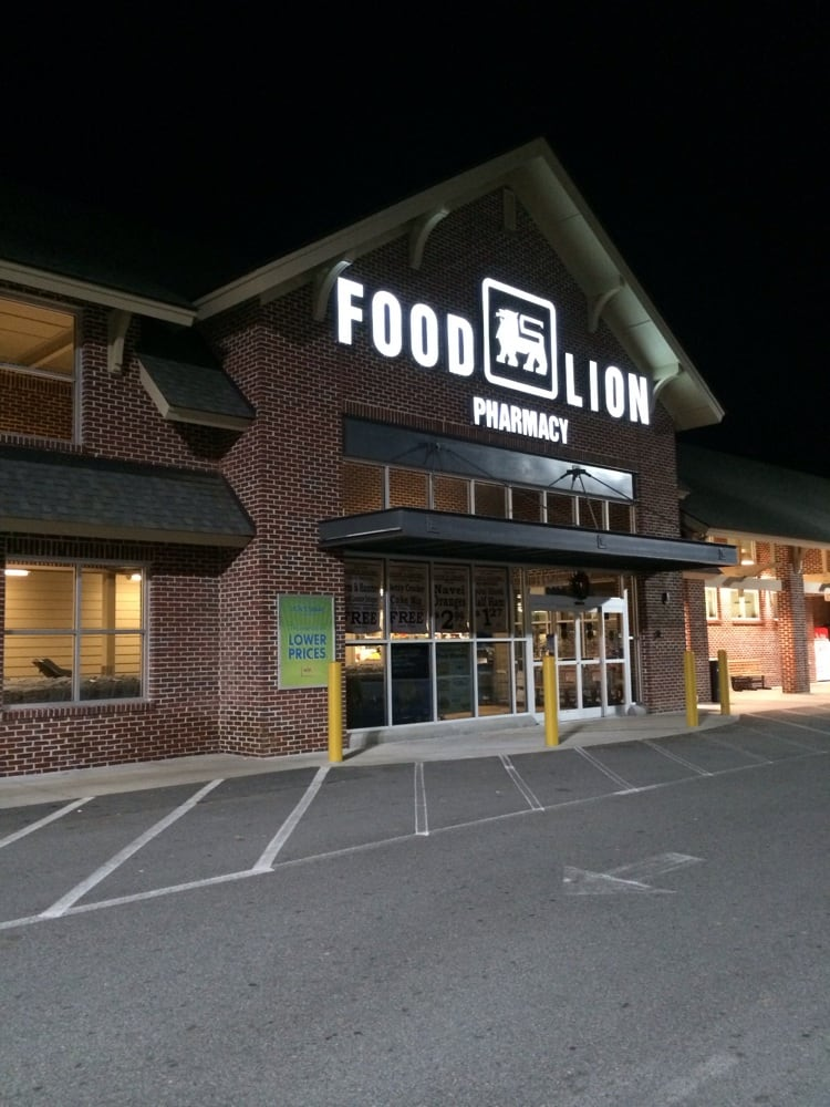 Food Lion: 11010 Kentucky Springs Rd, Mineral, VA