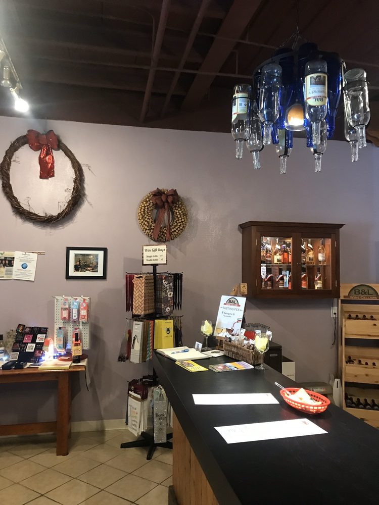 B&L Wine Cellars: 900 Broad St., Johnstown, PA
