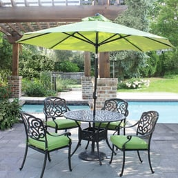 Photo Of Dot Furniture Vaughan On Canada The Caroline Cast Aluminum Collection