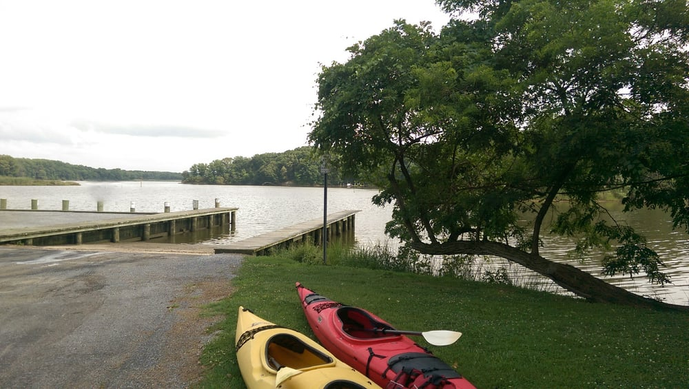 Chester River Kayak Adventures: 5758 N Main St, Rock Hall, MD