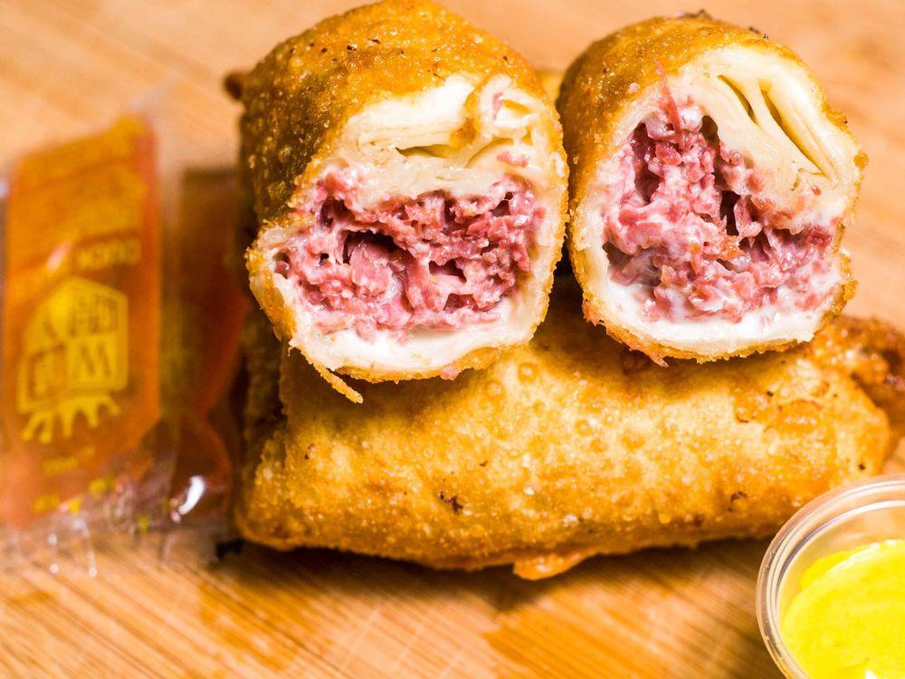 Asian Corned Beef: 12300 Woodward Ave, Highland Park, MI