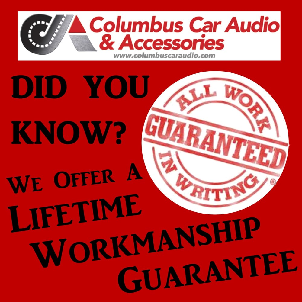 Photos For Columbus Car Audio & Accessories