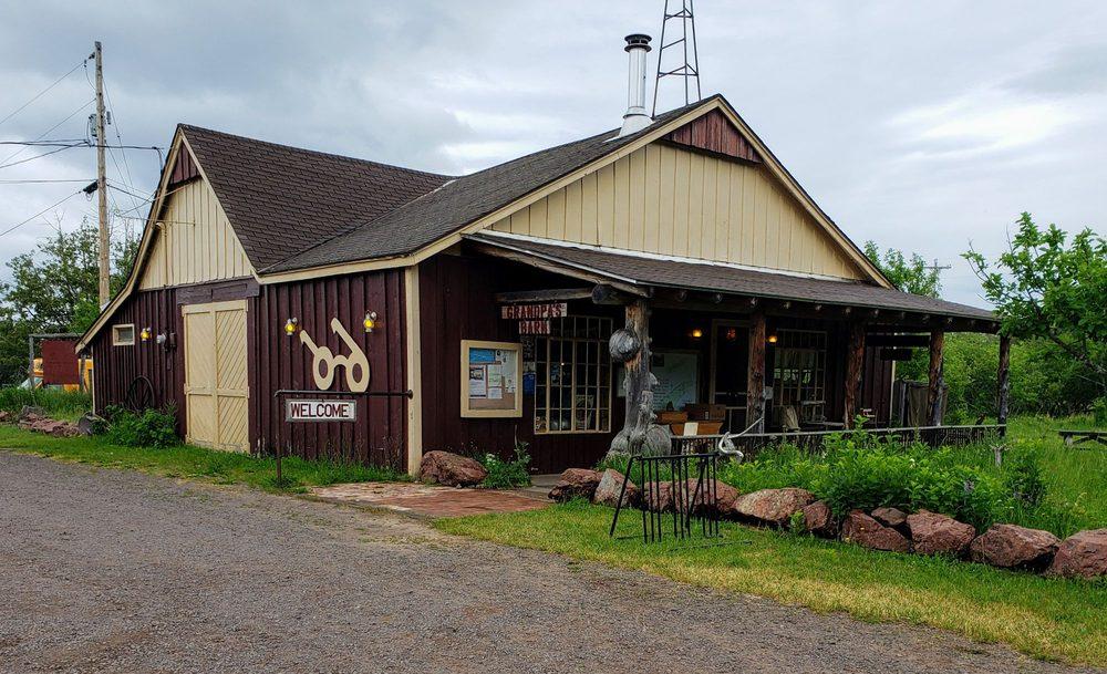 Grandpa's Barn: 340 S 4th Street, Copper Harbor, MI