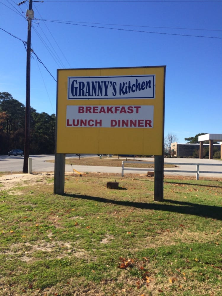 Granny\'s Kitchen - CLOSED - Buffets - 184 Hwy 24, Morehead ...