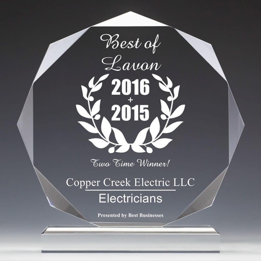 Copper Creek Electric: 649 Crockett Dr, Lavon, TX