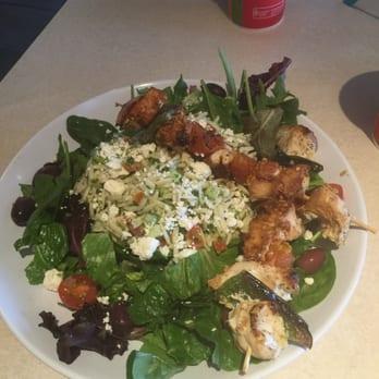Zoes Kitchen Chicken Kabob zoes kitchen - 16 photos & 33 reviews - mediterranean - 15620