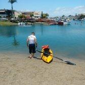 Photo Of Sunset Kayak Als Beach Ca United States Nice Spot