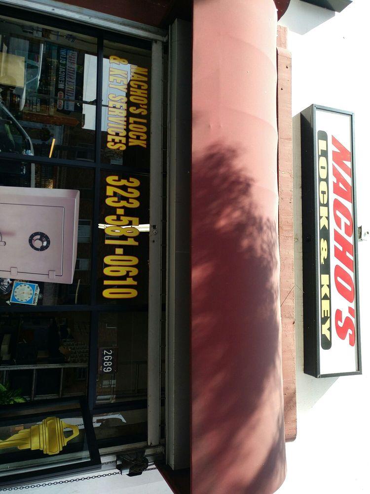 Nacho's Lock and Key Service: 2689 E Florence Ave, Huntington Park, CA