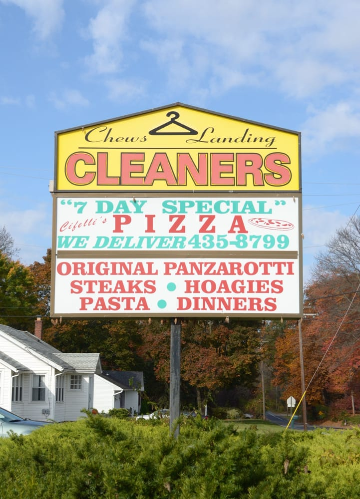 Chewsland Cleaners: 704 Chews Landing Rd, Lindenwold, NJ