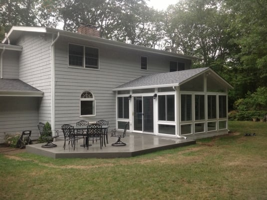 Genial Sunscape Patio Rooms 888 Lincoln Ave Bohemia, NY Patio U0026 Deck Builders    MapQuest