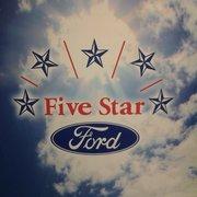 five star ford 58 reviews car dealers 6618 ne loop 820 north richland hills tx phone. Black Bedroom Furniture Sets. Home Design Ideas