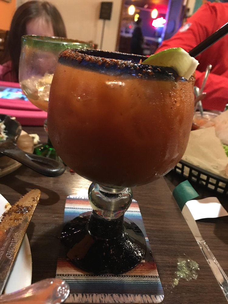 Best Michelada in Cali! Best MEXICAN food  Truly authentic