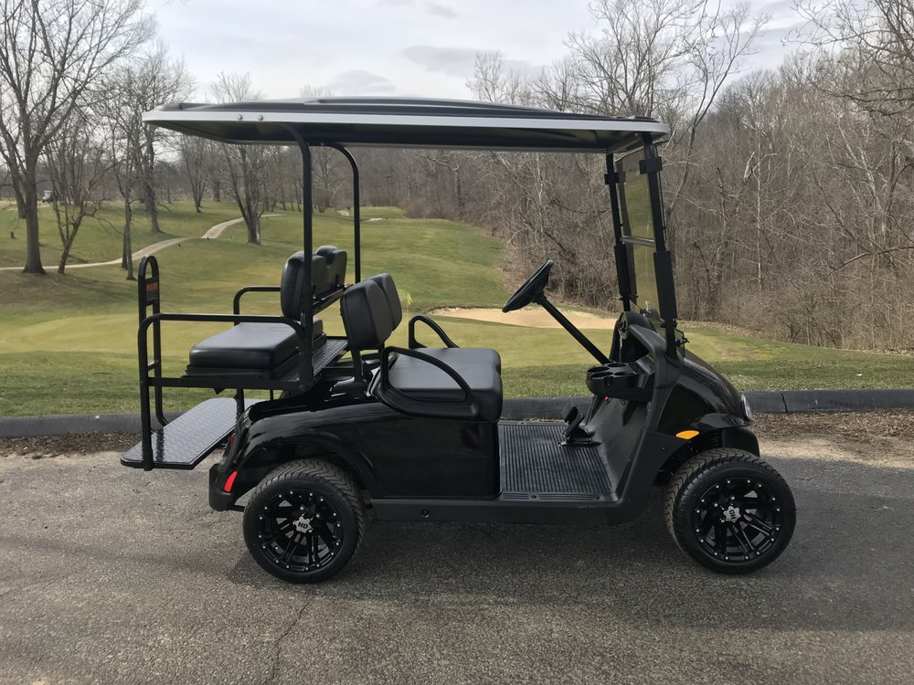 Beech Creek Golf Carts: 1831 Hudepohl Ln, Cincinnati, OH