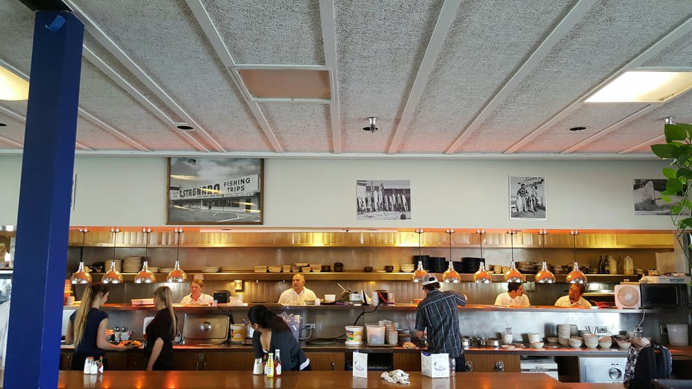 Gilda Family Restaurant Santa Cruz Ca