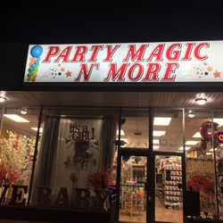 Party Magic N More Orange Ct