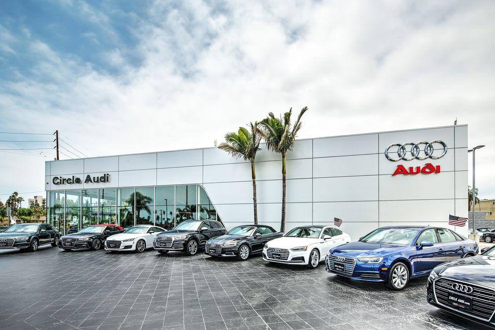 Circle Audi Long Beach Ca