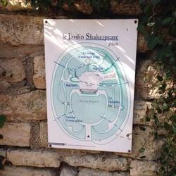 Th tre de verdure du jardin shakespeare teatri all e - Theatre de verdure du jardin shakespeare ...