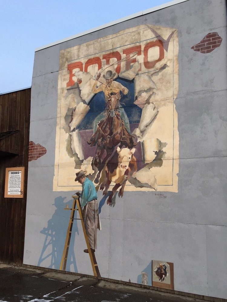 City of Toppenish: 20 Asotin Ave, Toppenish, WA