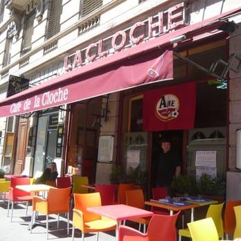 Caf Ef Bf Bd De La Cloche Lyon Bellecour