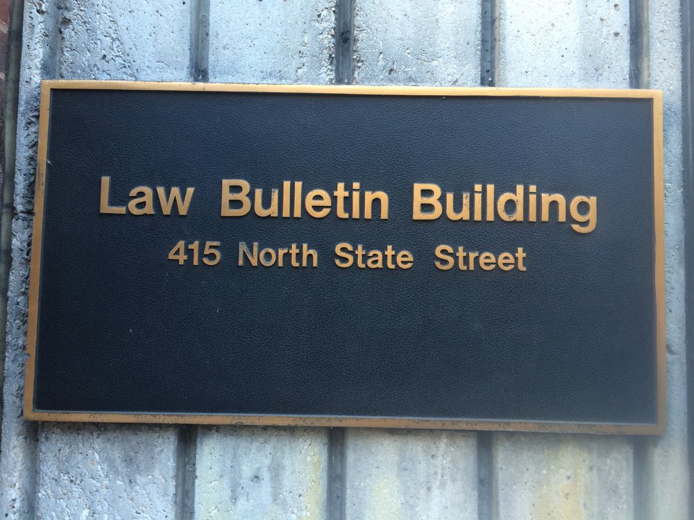 Chicago Daily Law Bulletin Newspaper: 415 N State St, Chicago, IL