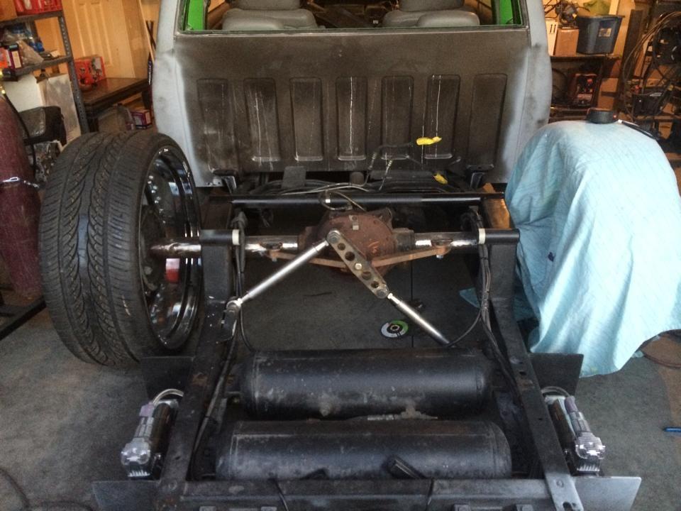 Photo Of Beets Auto Body Portland Or United States Custom Suspension I