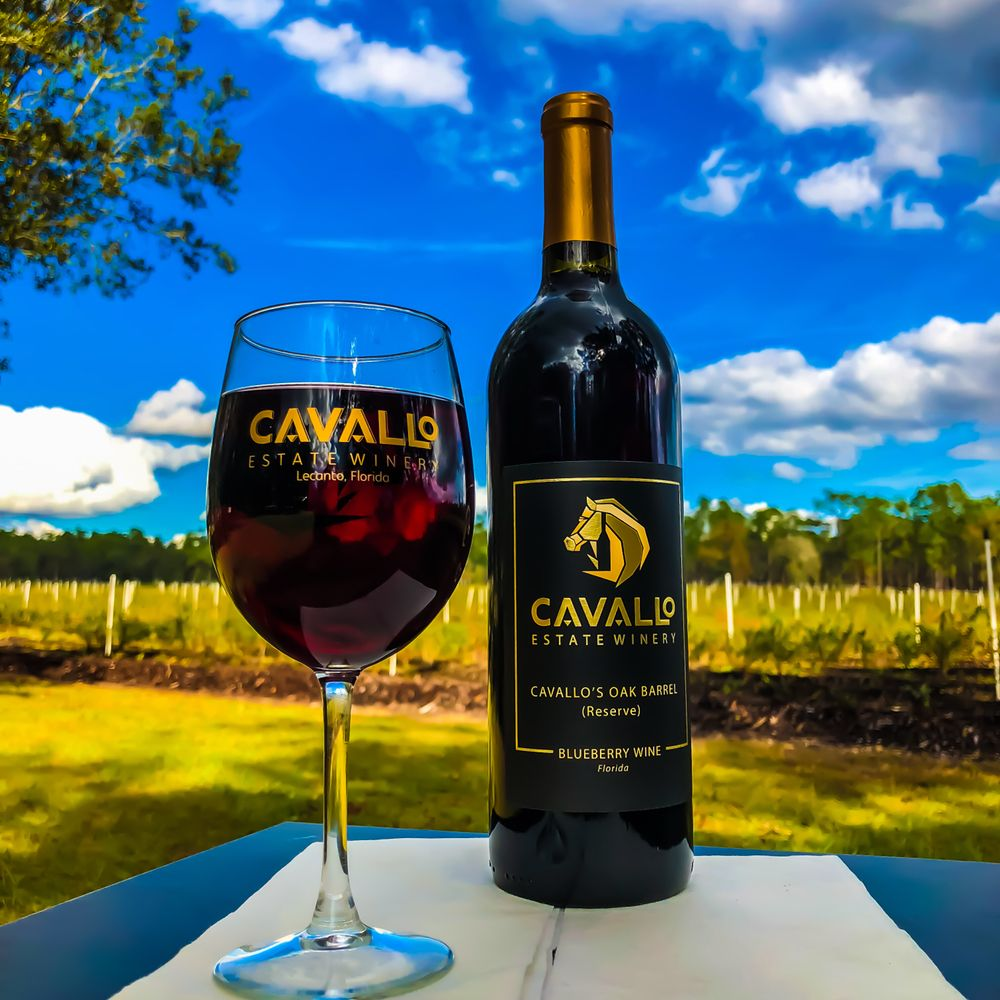 Cavallo Estate Winery: 8123 S Lecanto Hwy, Lecanto, FL