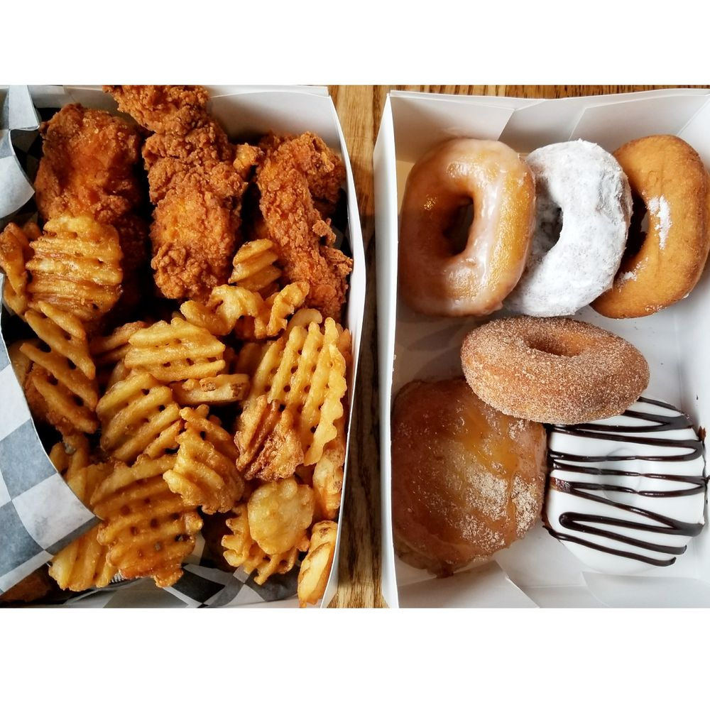 B'more chicken & donuts