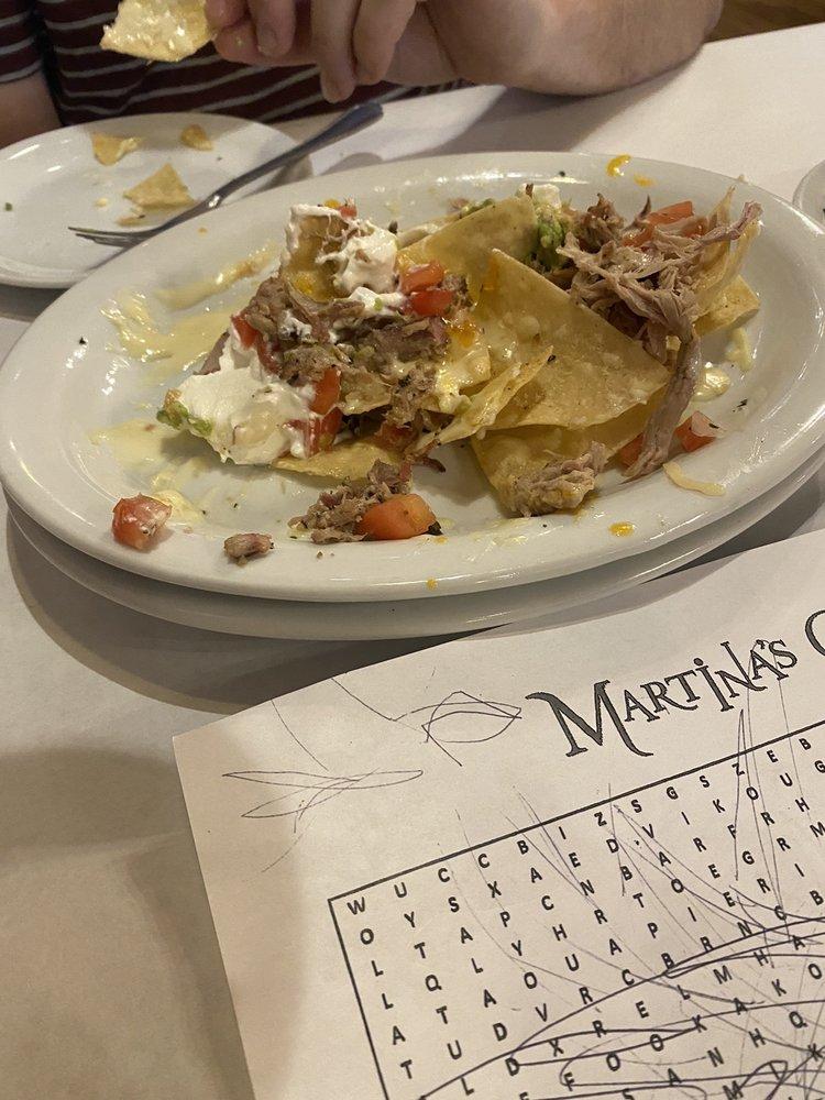 Martina's Grill