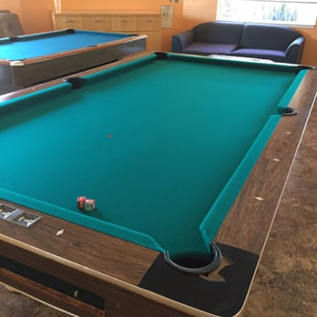 Century Billiard Service Photos Reviews Pool Billiards - United billiards pool table coin operated