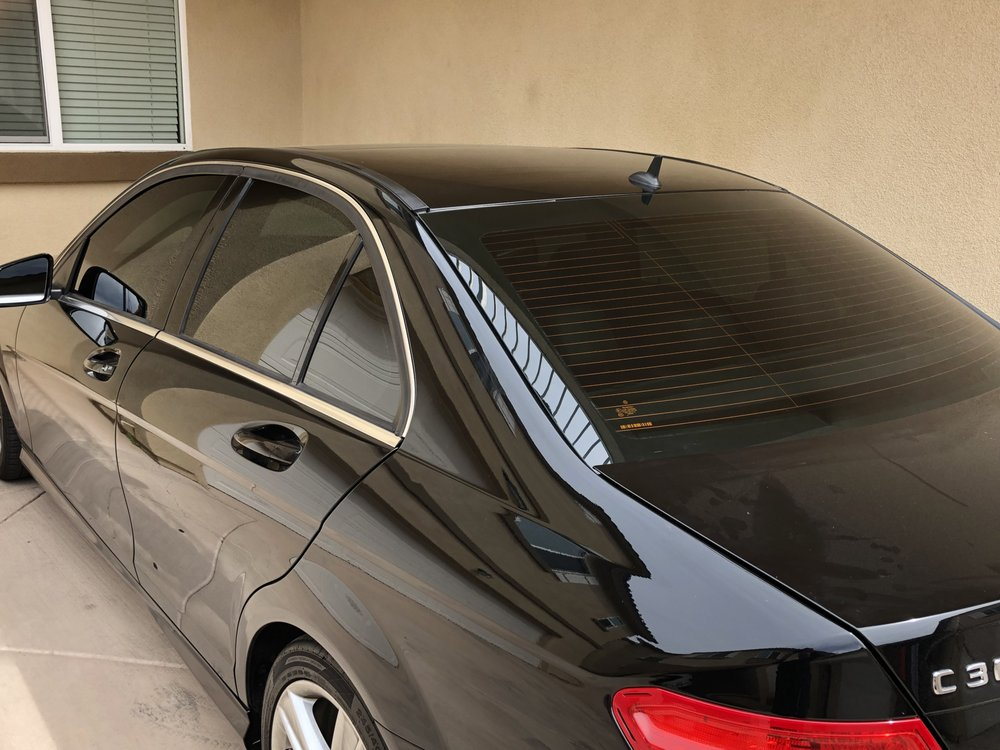 Sun Solutions Window Tinting