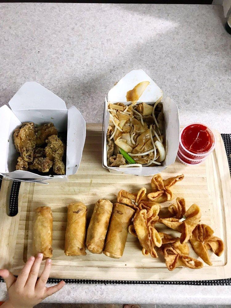 New China Restaurant: 6363 Riverside Blvd, Sacramento, CA