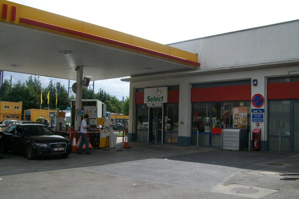 benzinai shell vicenza - photo#6